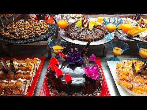 Dinner Buffet Of Club Calimera Akassia Swiss Resort In Egypt