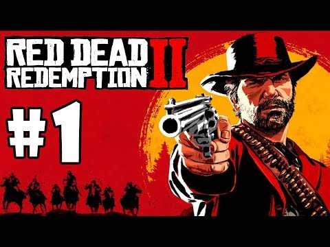 Red Dead Redemption 2 - Walkthrough - Part 1 - Outlaws from the West (PS4 HD) [1080p60FPS]
