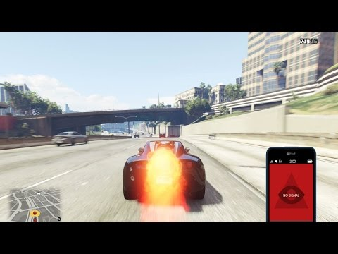 ROCKET CAR!- GTA online CEO mission - Part 4