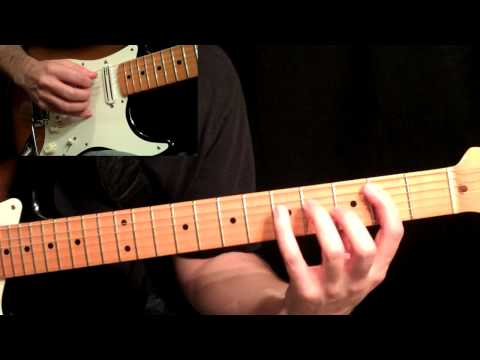 Learn To Play Incredible Eric Johnson Style Open Voiced Arpeggios Guitar Lesson - Cliffs Of Dover