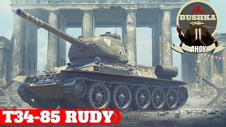 T34 85 RUDY Black Friday Bundle World of Tanks Blitz