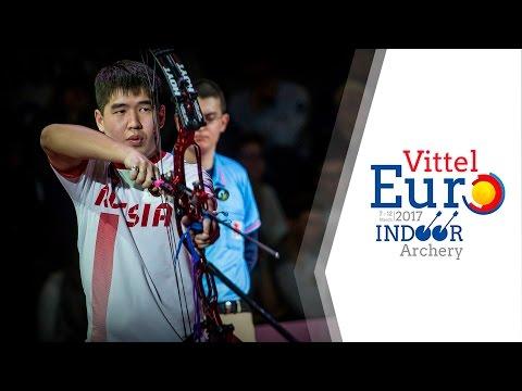 Croatia v Russian Federation – Compound Men's Team Bronze Final | Vittel 2017