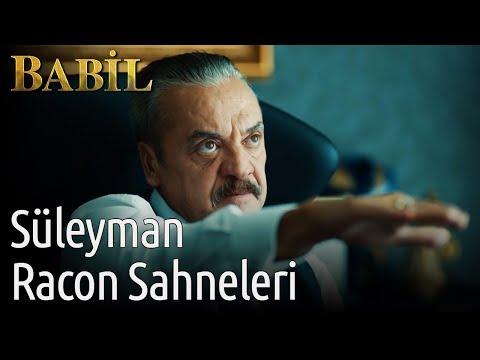 Babil | Süleyman Racon Sahneleri