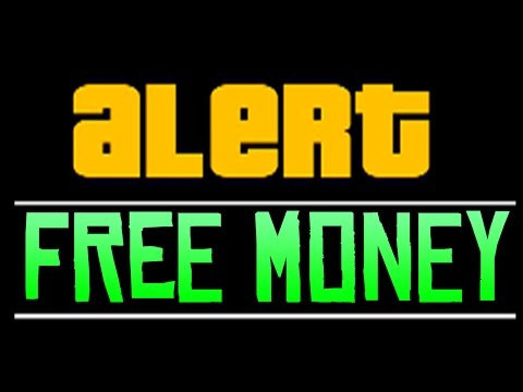 FREE MONEY BEING REWARDED TO GTA 5 PLAYERS!