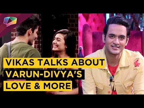 Vikas Gupta Talks About Varun Sood - Divya Agarwal's Love And Much More | MTV | Ace Of Space