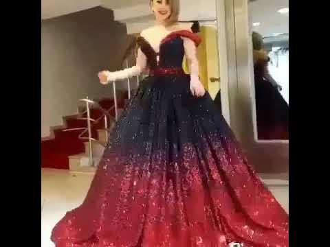 لباس این خانم چطوره ؟ ( لباس مجلسی )