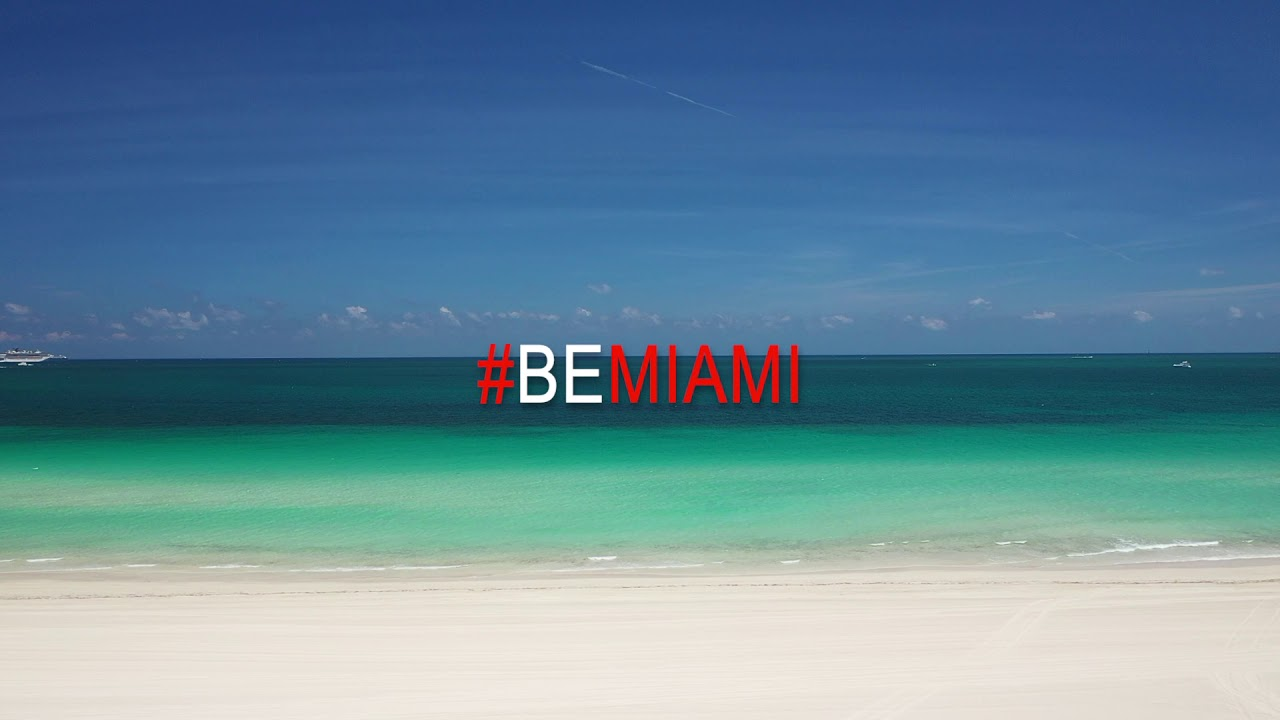 Miami Beautiful: Beach Combed & Ready!