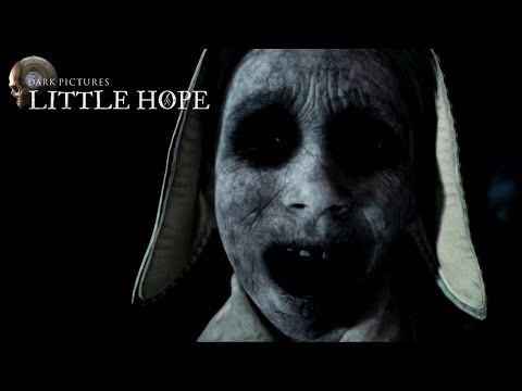 The Dark Pictures: Little Hope - Gameplay First Look - PS4/XB1/PC