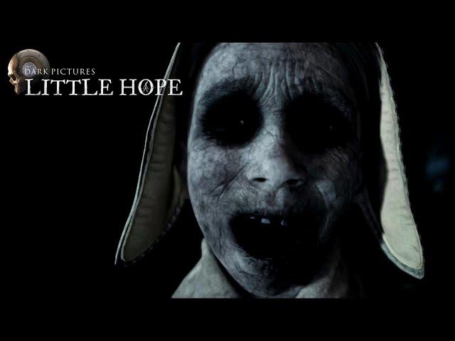The Dark Pictures: Little Hope (видео)