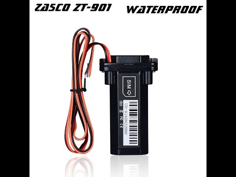 ZASCO GPS ZT-901 / ST-901 INSTALATION VIDEO