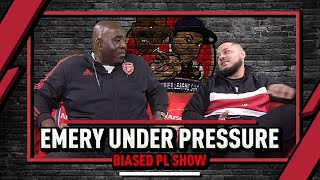 Emery Under Pressure & Dump VAR | Biased Premier League Show Ft. Troopz