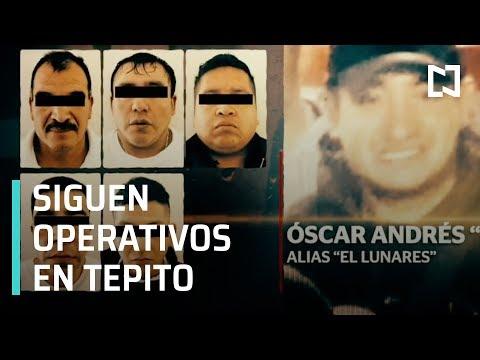 Operativo En Tepito |  Osamentas En Tepito - En Punto