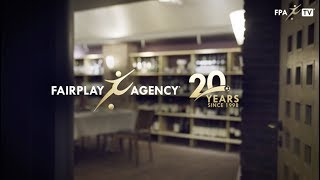 FPA TV: The Fairplay Agency celebrates its 20th anniversary!