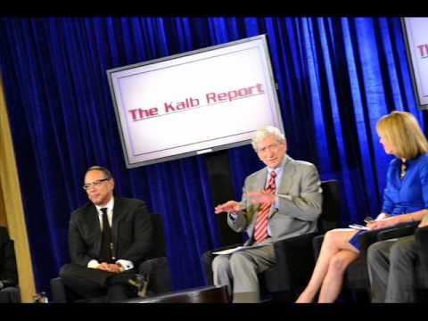 """""""Why Murrow Matters"""" A Special Edition of The Kalb Report from #EIJ12"""