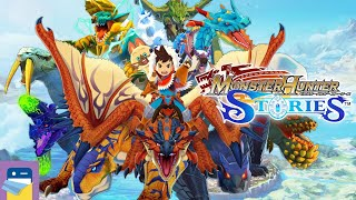 Monster Hunter Stories: iOS / Android Gameplay Walkthrough Part 1 (by CAPCOM)