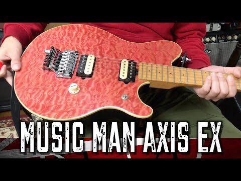 Music Man Axis EX - MULLY