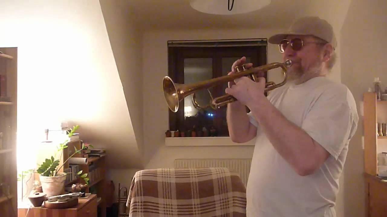 vintage conn 22b trumpet 1952 for sale youtube. Black Bedroom Furniture Sets. Home Design Ideas