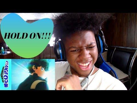 Is This My Last Reaction...  MY HERO ACADEMIA OP 6 BLIND REACTION!!!