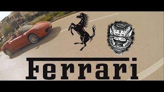Motosiklet ile Ferrari Yakalamak | Ferrari F430 | Honda CB 650 F | İki Ferrari Tek Motor