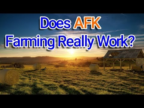 Does AFK Farming Really Work On PUBG?