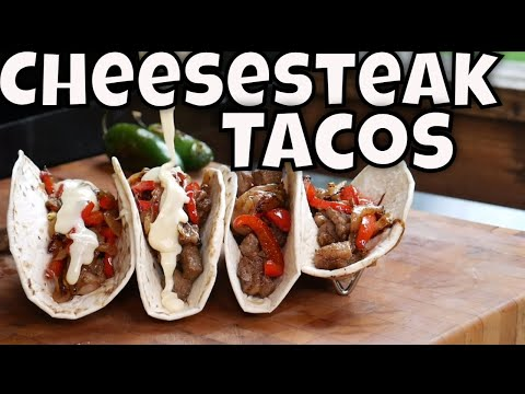 Cheesesteak Tacos Blackstone Griddle Recipe Youtube In 2020 Mexican Food Recipes New Cooking Griddle Recipes