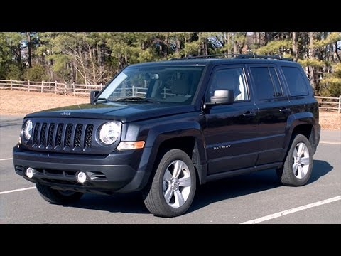 Superb 2014 Jeep Patriot Review