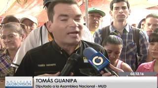 Guanipa pone condiciones para que MUD asista a próxima mesa de diálogo