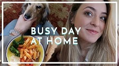 VLOG: A Busy Day at Home | Fleur De Force (Ad)