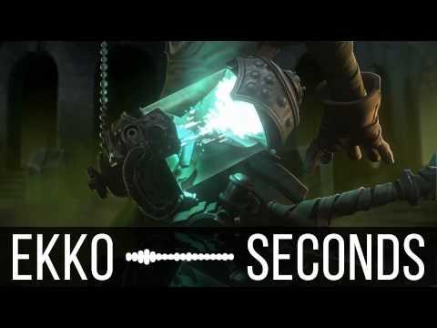 EKKO: SECONDS Soundtrack