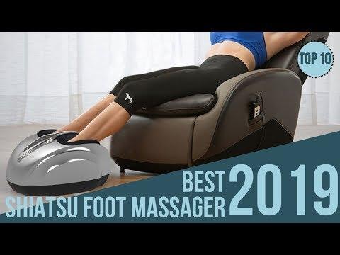 Top 10: Best Foot Massagers in 2019 / Best Shiatsu Foot Massage Machine on Amazon