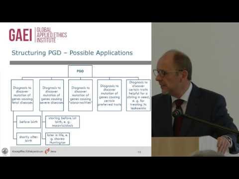 Genome Editing and Preimplantation Genetic Diagnosis
