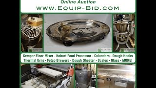 Equip-bid.com - Kc Hopps Excess Equipment Auction