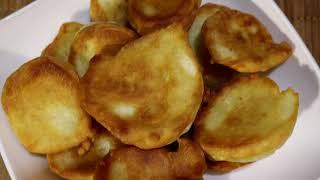 ОЛАДЬИ НА КЕФИРЕ РЕЦЕПТ/БЕЗ ЯИЦ/ПЫШНЫЕ КАК ПУХ/ОЛАДУШКИ/Fritters Recipe