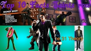 Top 10 Facts - Saints Row