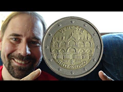 Italy 2 Euro Cent 2017 St. Mark's Basilica