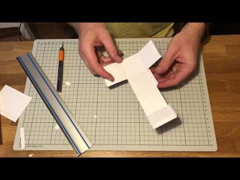 DIY Paper Dice