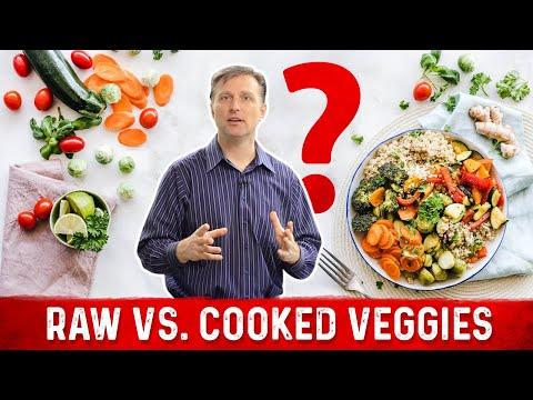Raw Veggies Versus Cooked Veggies? - YouTube