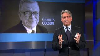 The Secret of Greatness: Charles Colson