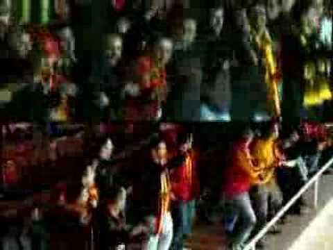 Çıldırın Çıldırın Cimbom için Çıldırın 2.Klip - Galatasaray