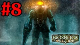 Bioshock 2 Big Brass Balls Walkthrough Part 8 Xbox 360 Gameplay 1080P
