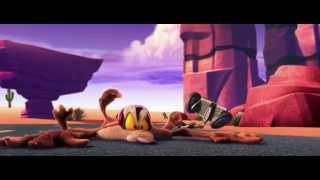 2. Looney Tunes. Rabid Rider. Хитрый койот и Дорожный бегун.