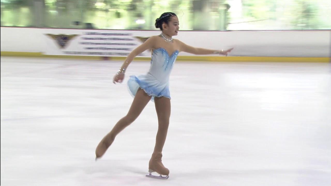 burbank california professional ice skating katherine ong remix