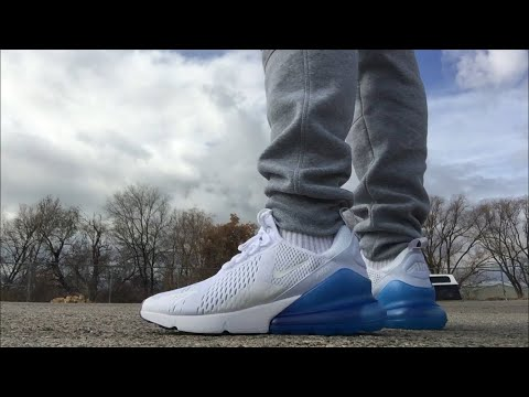 Review On Feet Nike Air Max 1 Premium Snow Beach Youtube
