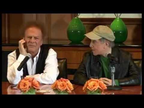 Simon & Garfunkel - Press Conference - 2009