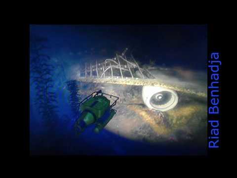 GTA 5 ocean guide   18 underwater wrecks(tanks,ships,planes,trucks,subs,skeletons,ufos...)