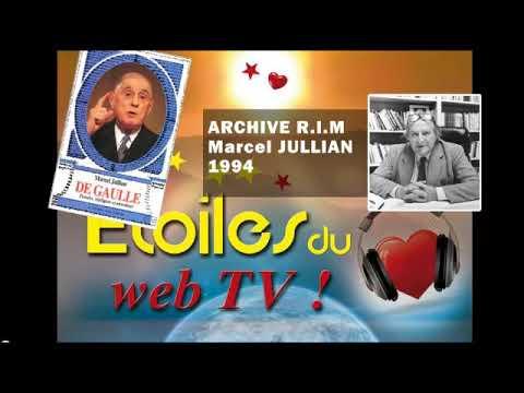 Marcel JULLIAN | De Gaulle | Archive RIM