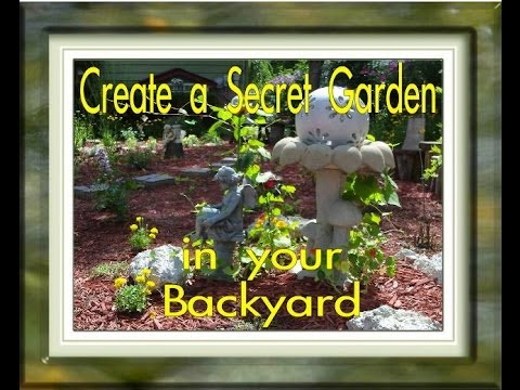 Plant A Flower Garden  Replace Your Backyard Lawn