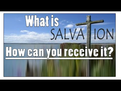 What Is Salvation - SPOKEN WORD
