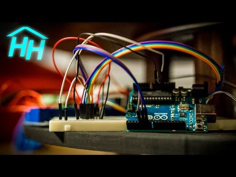 Building a Robotic Bartender - Part 5: Shift Registers and Initial Wiring