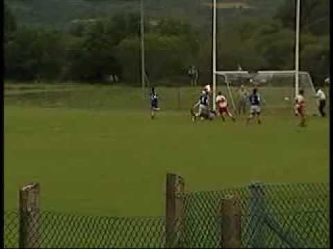 Jamie Treacy Goal